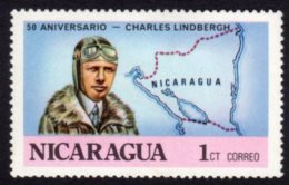Charles Lindbergh Stamp Mm - Celebrità