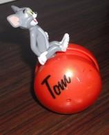 Figurine Culbuto Tom De Tom Et Jerry - Figurines
