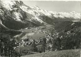 SVIZZERA  SUISSE   GR  ST. MORITZ  Dorf Und Bad  Oberengadin - GR Grisons