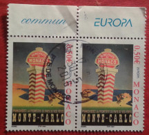 Monaco - 2004 - Europa CEPT - Stamp Pair - Monte Carlo ( 0) (LOT - 6- 337) - Monaco