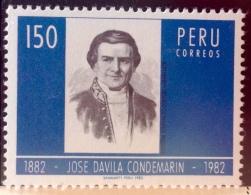 Peru 1983 1982 MNH**  # 779 - Peru