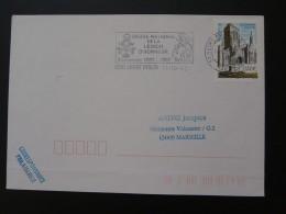 51 Marne Reims Bicentenaire Légion D'Honneur 2002 - Flamme Sur Lettre Postmark On Cover - Postmark Collection (Covers)