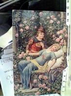 ILLUSTRATA ILLUSTRATEUR Sleeping Beauty / Dornröschen - J.Kranzle LA BELLA ADDORMENTATA NEL BOSCO   V1918  FM2226 - Kraenzle