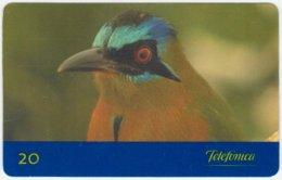 BRASIL D-004 Magnetic Telefonica - Animal, Bird - Used - Brésil