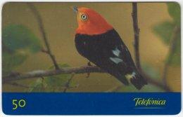 BRASIL D-005 Magnetic Telefonica - Animal, Bird - Used - Brésil