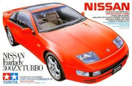 Nissan Fairlady 300 ZX Turbo    1/24 Tamiya - Cars