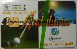 SPAIN - Chip - 1000 Units - Andalucia - CP-108 - Mint Blister - España