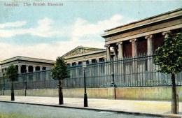 LONDON - THE BRITISH MUSEUM Lo1033 - London