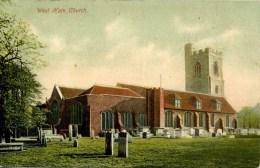 LONDON - WEST HAM CHURCH Lo1043 - London Suburbs