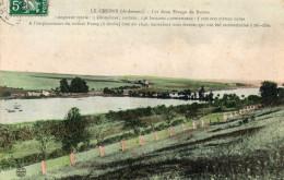 LE CHESNE  étangs De Bairon - Le Chesne