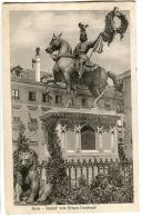 BERN Rudolf Von Ehrlich -Denkmal Souvenir Chartreuse Suisse Silvana 1910 - BE Bern