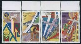 1999 Somalia, La Posta Aerea Futurismo , Serie Completa Nuova (**) - Somalia (1960-...)