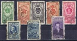 BC 602 LOT RUSLAND BETERE WAARDEN ZIE SCAN - Briefmarken