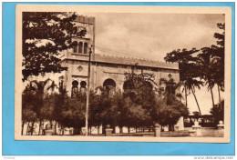 DAHOMEY-COTONOU-La Chambre De Commerce-- -années 30-édition Suzanne Toubon -Marseille - Dahomey