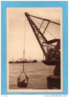 DAHOMEY-COTONOU-PORT--Déchargement De Passagers Dans Le Panier Par La Grue-années 30-édition Suzanne Toubon -Marseille - Dahome
