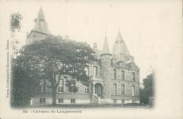 BE LANGEMARK / Château De Langemarck / - Langemark-Poelkapelle