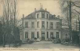 BE LESSINES / Propriété De Monsieur Le Sénateur Van De Velde / - Lessines