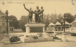 BE LESSINES / Le Monument Aux Soldats Et Déportés / - Lessines