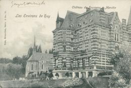 BE MARCHIN / Château Du Fourneau / - Marchin