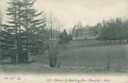 BE MARCHIN / Le Château De Marchin / - Marchin