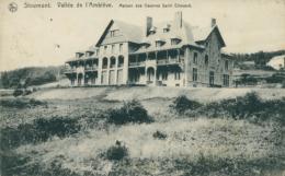 BE STOUMONT / Vallée De L'Amblève, Maison Des Oeuvres Saint Edouard / - Stoumont