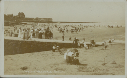 GB WESTGATE ON SEA / Sands / GLOSSY CARD - England