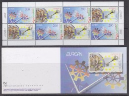 Europa Cept 2006 Armenia Booklet ** Mnh (30268) - Europa-CEPT