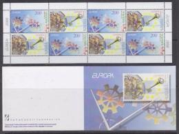 Europa Cept 2006 Armenia Booklet ** Mnh (30268) - 2006