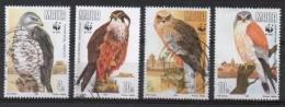 Malta Fine Used Set Of Stamps For Endangered Species. - Malta