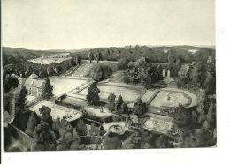 Annevoie Jardin Français Du Château Vue Panoramique - Anhée
