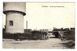 VOVES (28) - Pont De Villarceau -  Ed. Dubois Et Dauvilliers - France