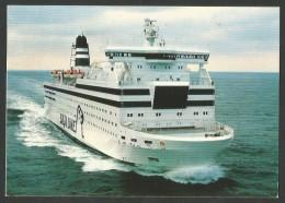 FINLAND Suomi Ship M/S FINLANDIA Silja Line 1982 - Finland