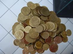 France Lot De 150 Pièces 5c, 10c, 20c Lagriffoul - Monnaies & Billets