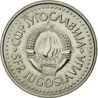 Monnaie, Yougoslavie, 10 Dinara, 1987, TTB+, Copper-nickel, KM:89 - Joegoslavië