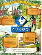 PROTEGE CAHIER AU COQ