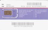 Afrique Du Sud,mint GSM SIM Chip Phonecard CELL,Econet Wireless - Afrique Du Sud