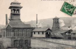 2377. CPA 42 SAINT ETIENNE. LE PUITS DE CHATELUS. MINES - Saint Etienne