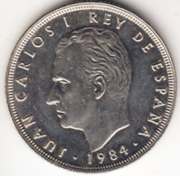 ESPAÑA 1984    25 PESETAS JUAN CARLOS .  NUEVA SIN CIRCULAR   CN4431 - [ 5] 1949-… : Royaume