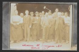Maison H. SAVIGNON Carte Photo 1908 Alger Ou Oran (Jougla) Algérie - Algérie