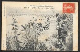 KANKAN Fête De La Pêche (Quédé) Haute Guinée AOF - French Guinea