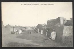 Un Village Bambara (Fortier) Sénégal AOF - Sénégal