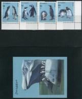 2001 Somalia, Delfini , Serie Completa Nuova (**) - Somalia (1960-...)
