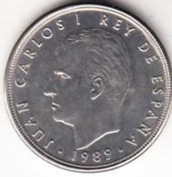 ESPAÑA 1989    5 PESETAS JUAN CARLOS   NUEVA SIN CIRCULAR   CN4295 - [ 5] 1949-… : Royaume