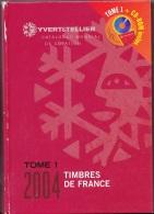 CATALOGUE YVERT ET TELLIER  ANNEE 2004 - France