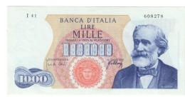 1000 LIRE Italia Verdi I° Tipo 20 05 1966 Sup  LOTTO 1085 - [ 2] 1946-… : République