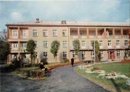Sanatorium Latvia In Kemeri - 1963 - Latvia USSR - Unused - Lettonie