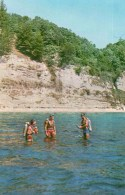 Underwater Sports - Diving - Pitsunda - Abkhazia - 1970 - Georgia USSR - Unused - Géorgie