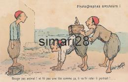 PHOTOGRAPHES AMATEURS - BOUGE PAS ANIMAL ! ET FIT PAS UNE TITE COMME CA TI VAS FIRE RATER LI PORTRAIT ! - Scene & Tipi