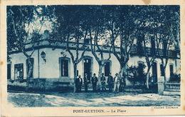 AFRIQUE - ALGERIE - PORT GUEYDON - La Place - Autres Villes
