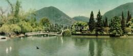 Park - Novy Afon - Abkhazia - Caucasus - 1966 - Georgia USSR - Unused - Géorgie